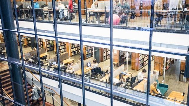 Linnan kirjasto