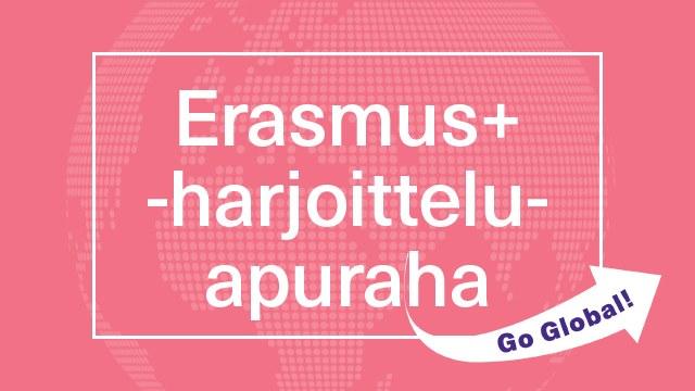 Erasmus-harjoitteluapuraha