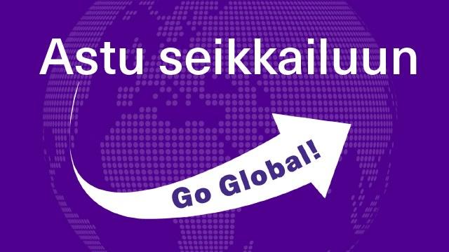Kansainvälisty opinnoissa