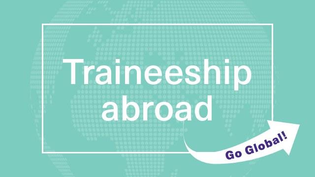 Traineeship abroad